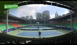 The $100,000 ATP Challenger Tour event in Bengaluru, India, is celebrating its inaugural edition this week.