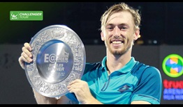 John Millman caps his 2017 campaign with a title at the ATP Challenger Tour event in Hua Hin, Thailand.
