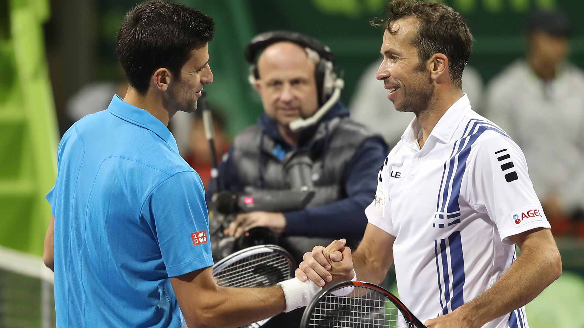 Djokovic, Stepanek