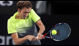 Daniil Medvedev wins the first ATP World Tour title of his career, defeating Alex de Minaur in a thrilling final at the Sydney International.