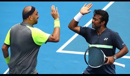 Raja-Paes-Australian-Open-2018-Saturday-1