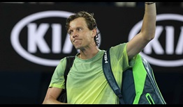 Berdych Melbourne 2018 Wednesday