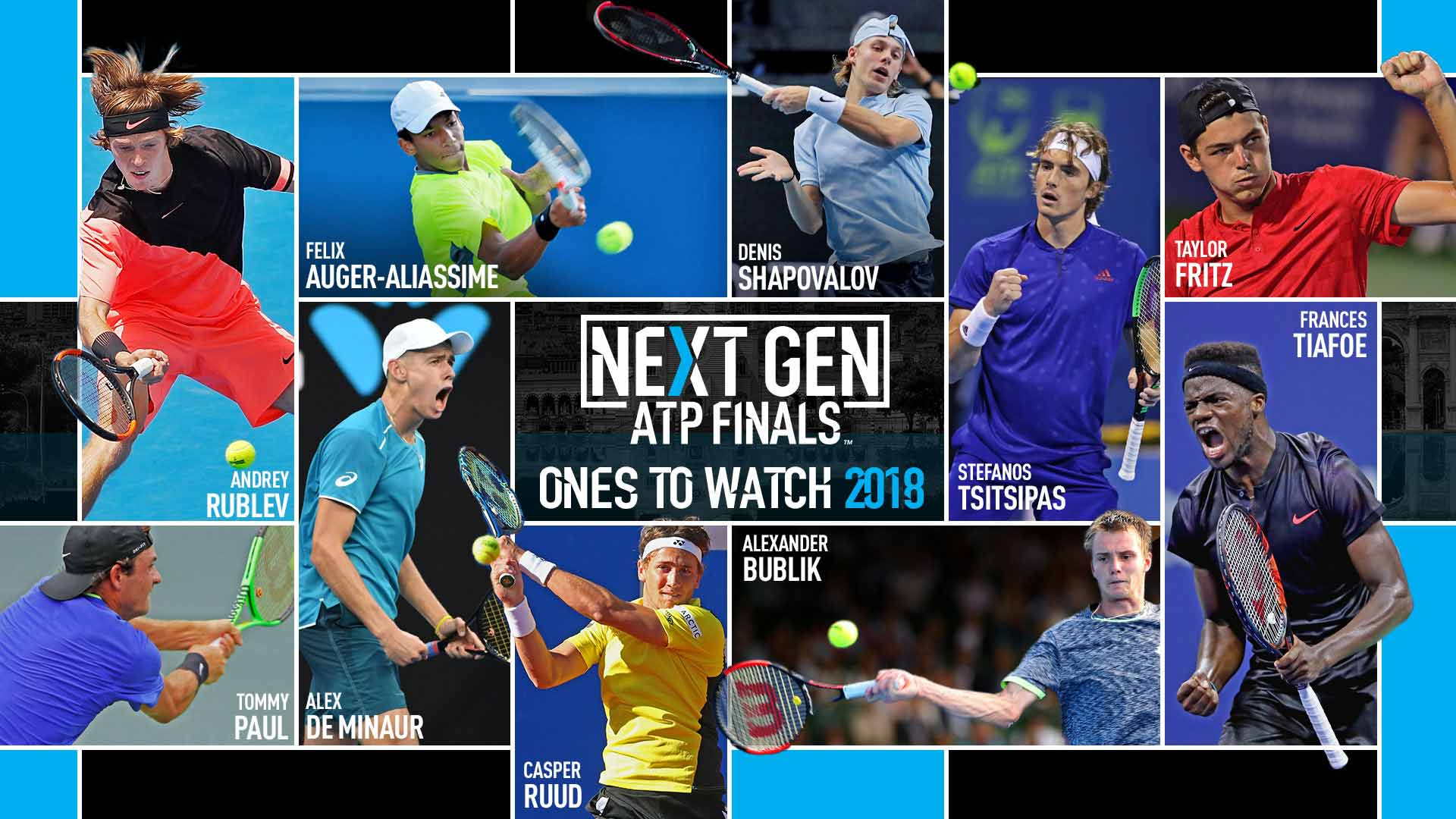 NextGenATP To Watch