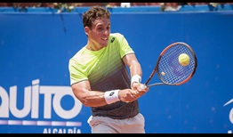 Carballes Baena will return to the Top 100 in the ATP Rankings for the first time since 2016.