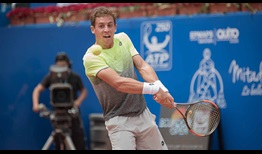 Roberto Carballes Baena notches his first ATP World Tour title in Quito.