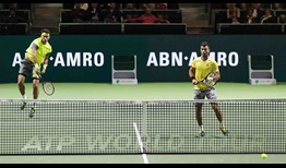 Tecau Rojer Rotterdam 2018 Wednesday