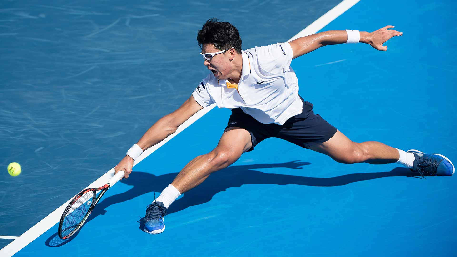 Hyeon chung overview atp world tour tennis nvjuhfo Images