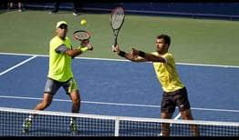 Rojer Tecau Dubai 2018 Wednesday