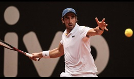 Pablo Cuevas extends his record at the Brasil Open to 15-1 with a victory in Sao Paulo on Friday, having won the past three editions of the event.