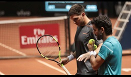 Federico Delbonis and Maximo Gonzalez triumph at the Brasil Open to claim their first ATP World Tour title as a pair.