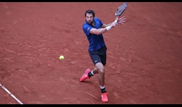 Chardy Istanbul 2018 Tuesday
