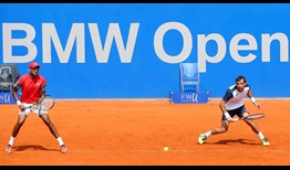 Rajeev Ram and Ivan Dodig defeat Nikola Mektic and Alexander Peya in straight sets to win the BMW Open by FWU on Sunday.