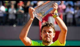 Switzerland's Stan Wawrinka lifted the title in Geneva in 2016 and 2017.
