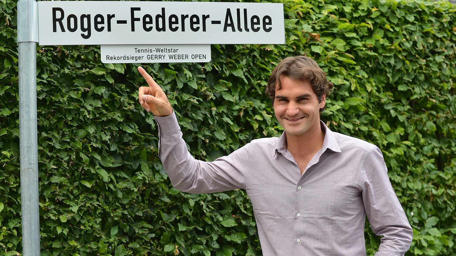 Federer Halle Street