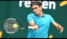 Roger Federer falls to Borna Coric for the first time in their FedEx ATP Head2Head series.