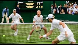 Peers-Kontinen-Wimbledon-2018-Thursday