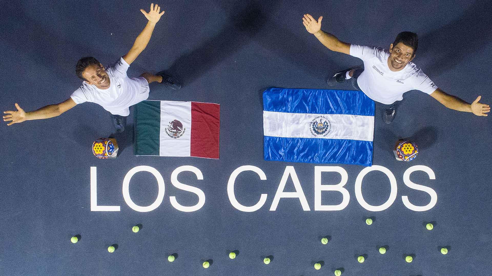 Los Cabos Doubles Title