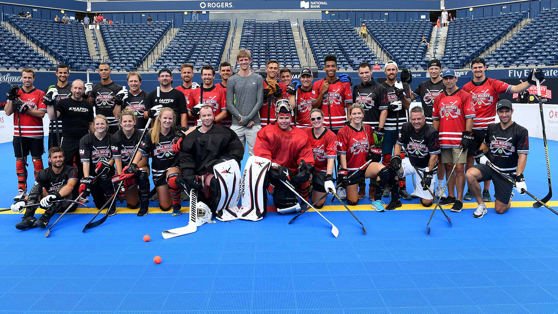 Sportsnet Ball Hockey Challenge presented by Knapper