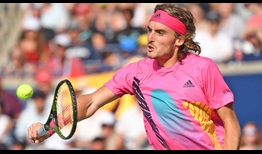 #NextGenATP Greek Stefanos Tsitsipas defeated four Top 10 opponents en route to his maiden ATP World Tour Masters 1000 final.