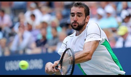 Cilic US Open 2018 Day 10 One