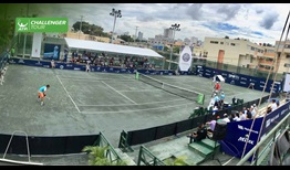 The Santo Domingo Open is back for a fourth edition on the ATP Challenger Tour.