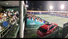 The 2018 Santo Domingo Open featured a packed finals day on Saturday.
