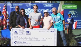 Bjorn Fratangelo prevails in Fairfield, claiming his third ATP Challenger Tour title.