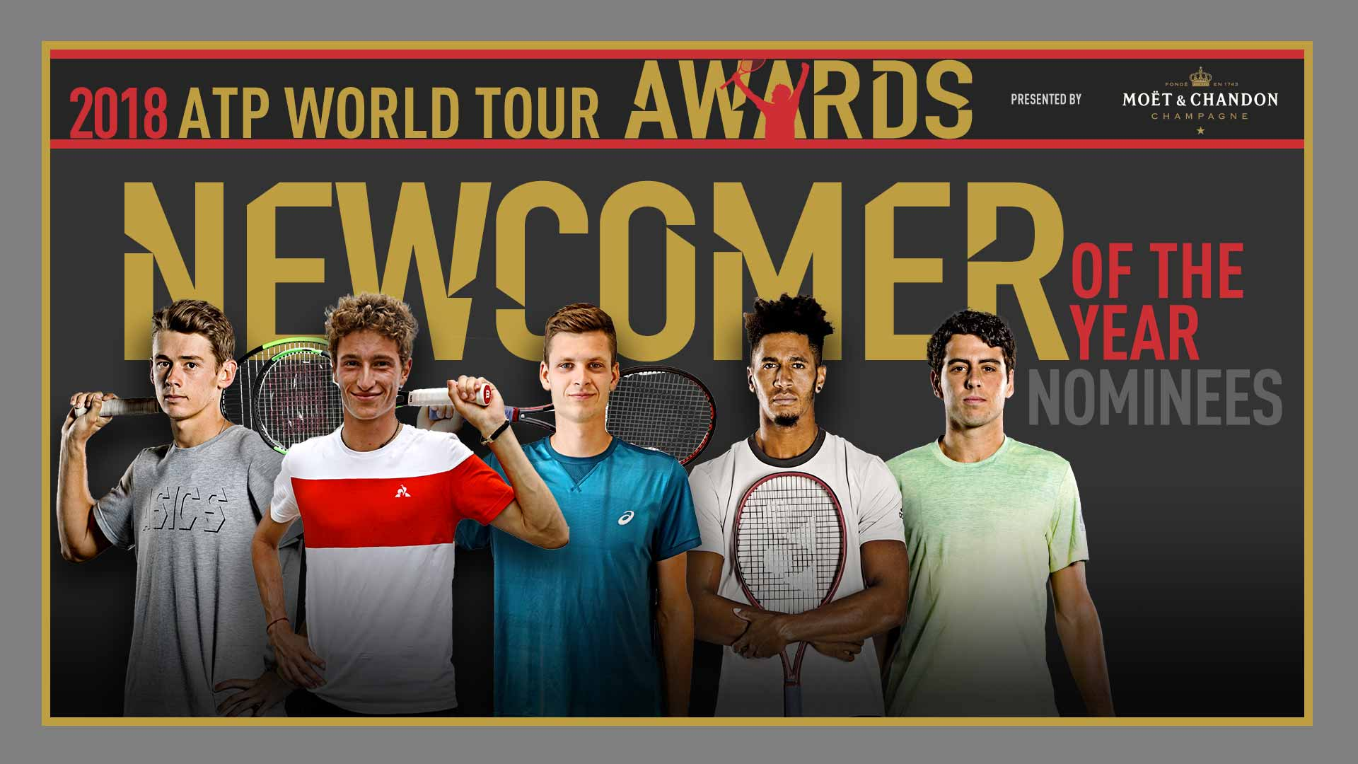 Newcomer of the Year Nominees