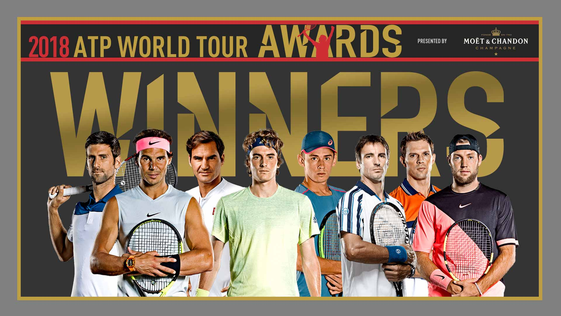 2018 ATP Awards Winners
