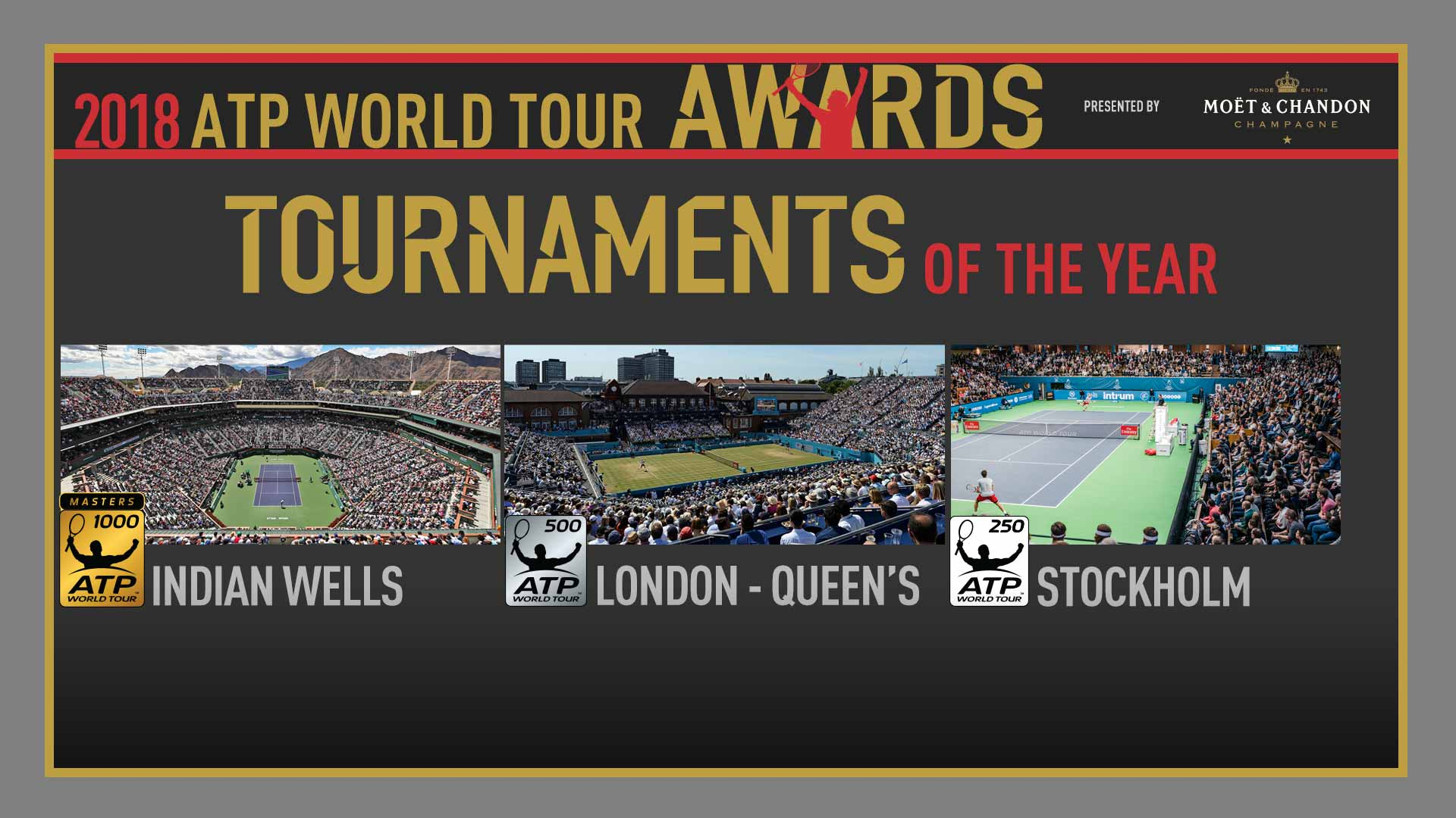 Tournaments of the Year