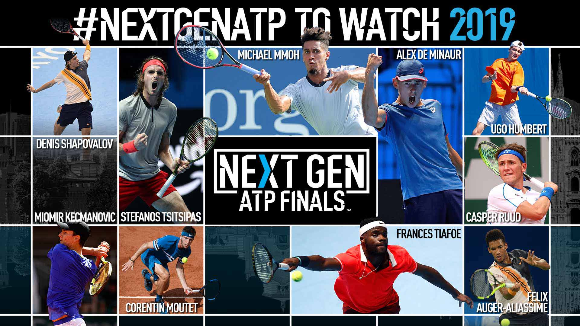 NextGenATP to watch in 2019