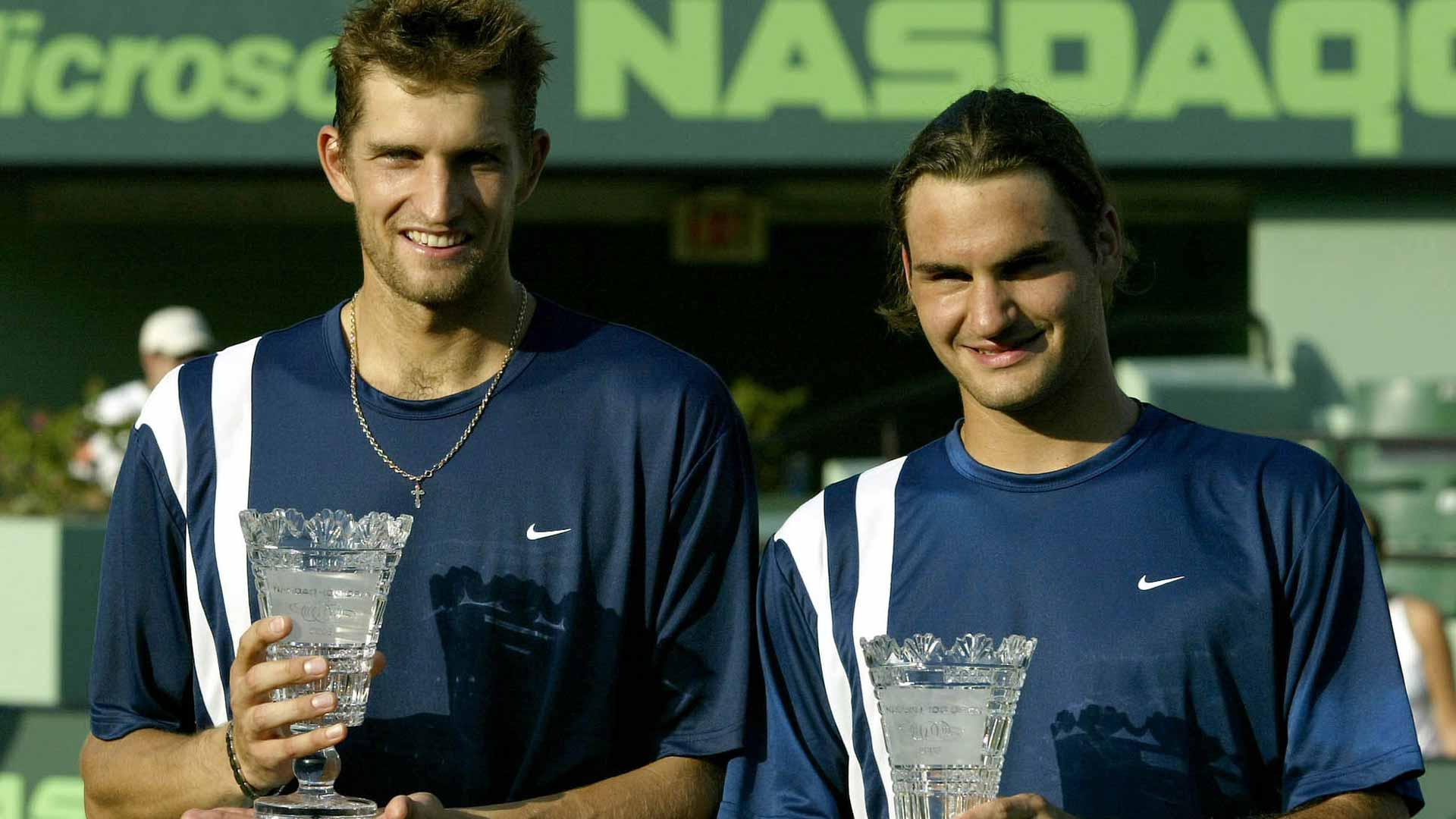 Mirnyi Federer