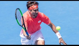 David Ferrer is going for his fifth ASB Classic title this week in Auckland.