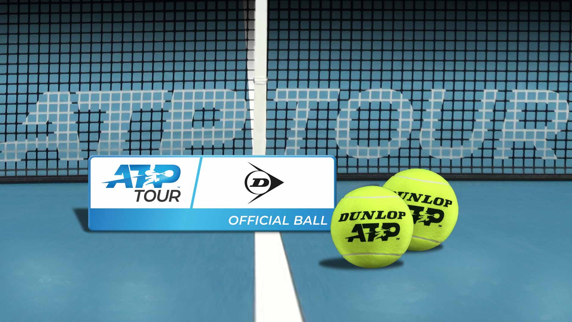 Dunlop, ATP partnership