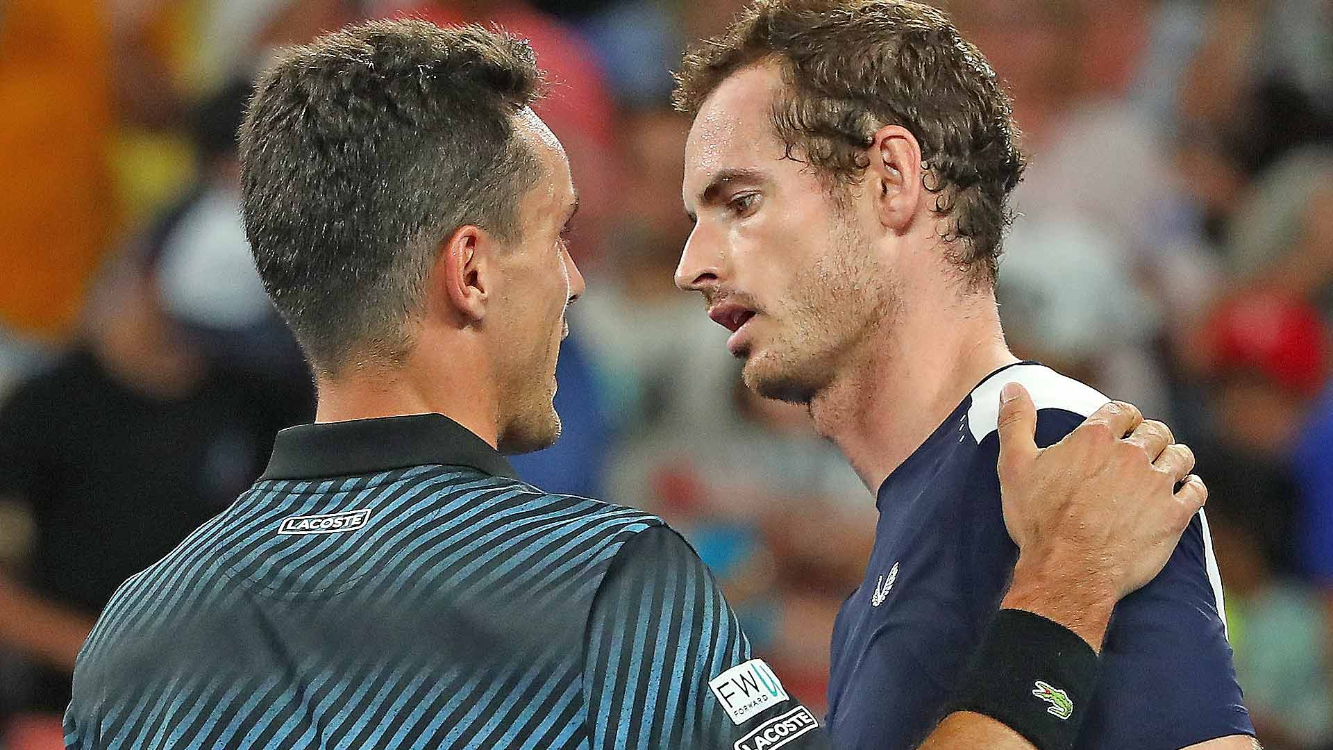 Bautista Agut Murray