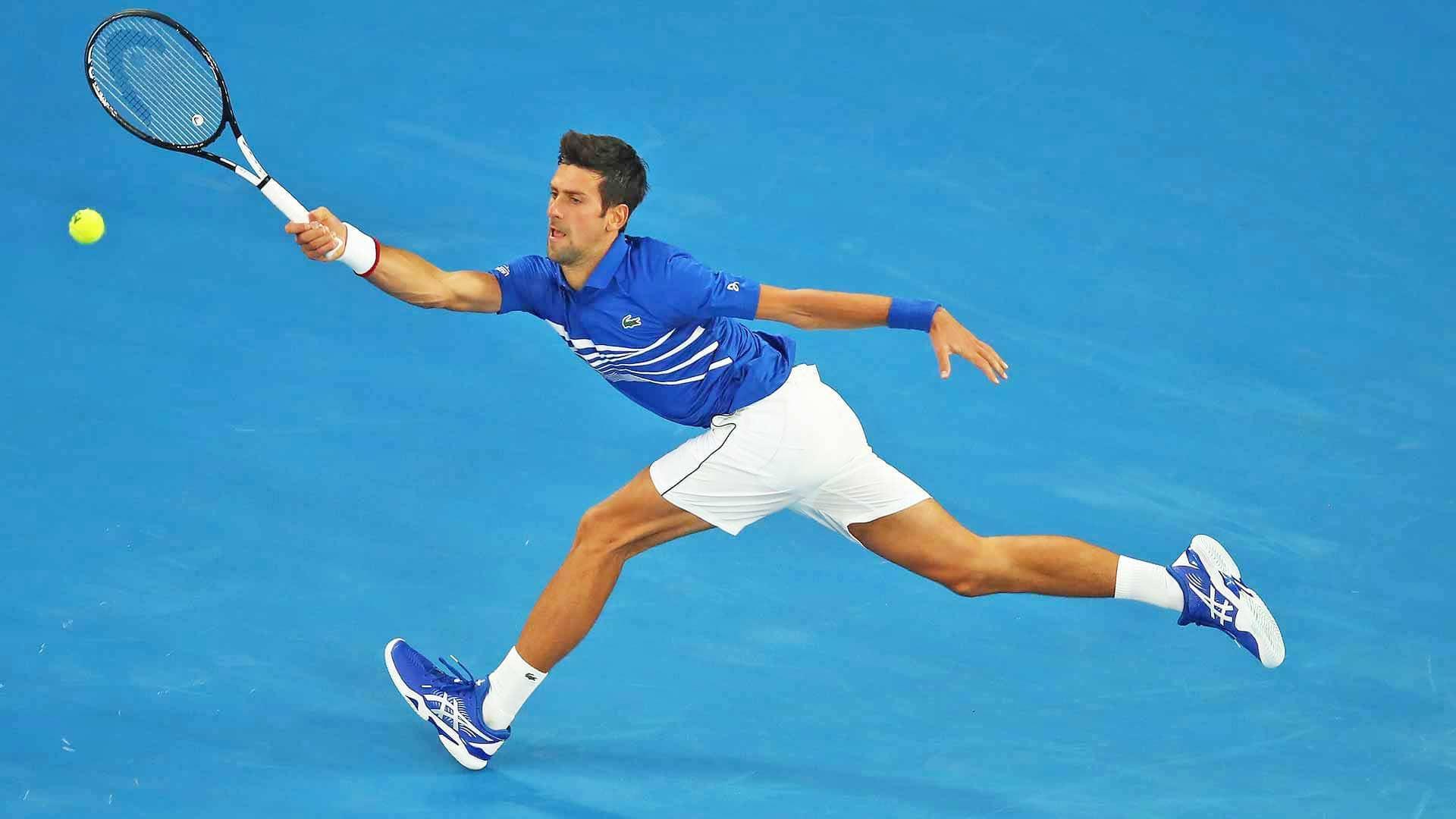 Novak Djokovic, Daniil Medvedev Formed One Of Best Rivalries Of 2019 ATP Tour Season   ATP Tour   Tennis