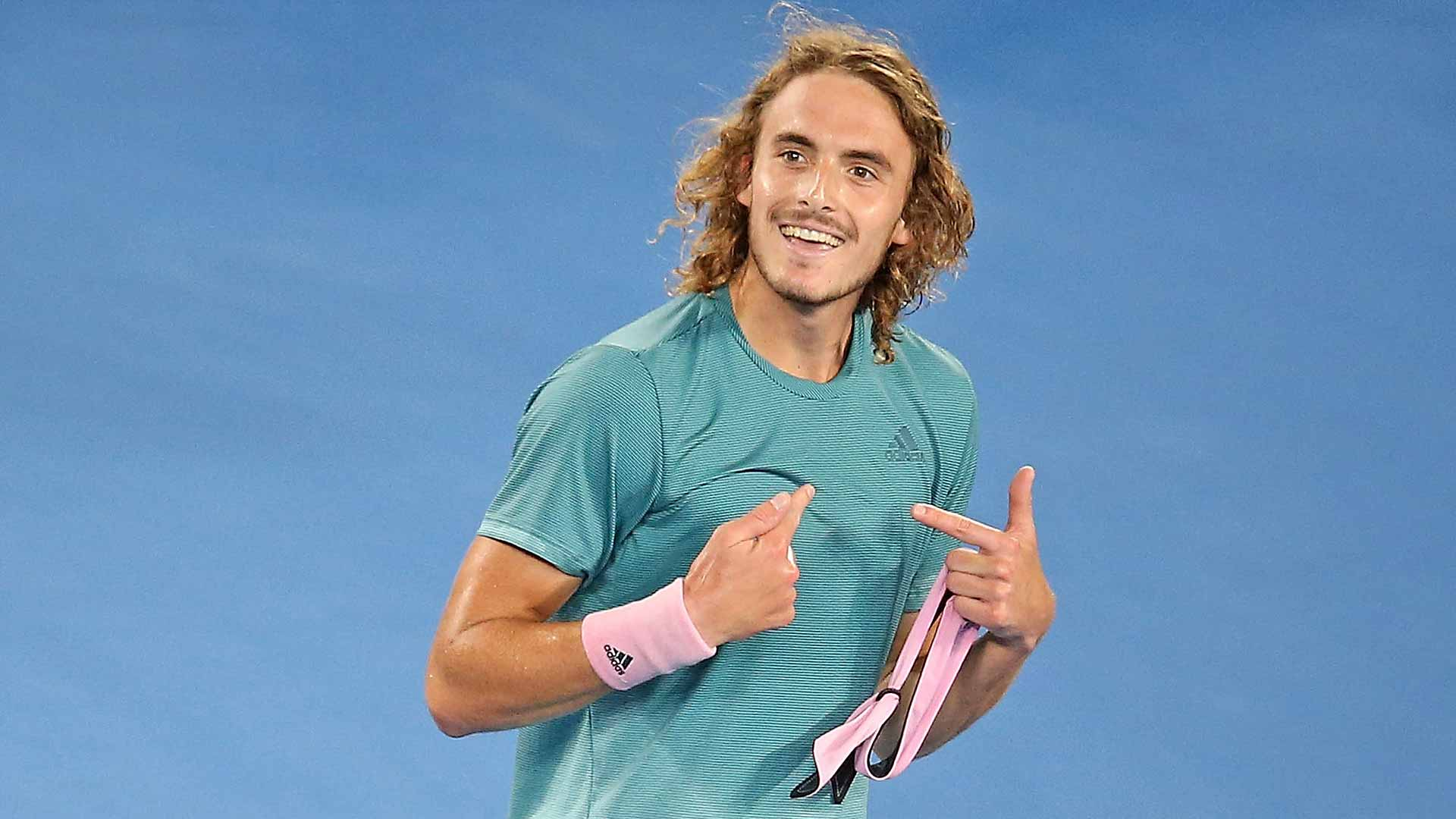Roger Federer Stefanos Tsitsipas Comprised One Of Best Rivalries Of 2019 Atp Tour Season Atp Tour Tennis