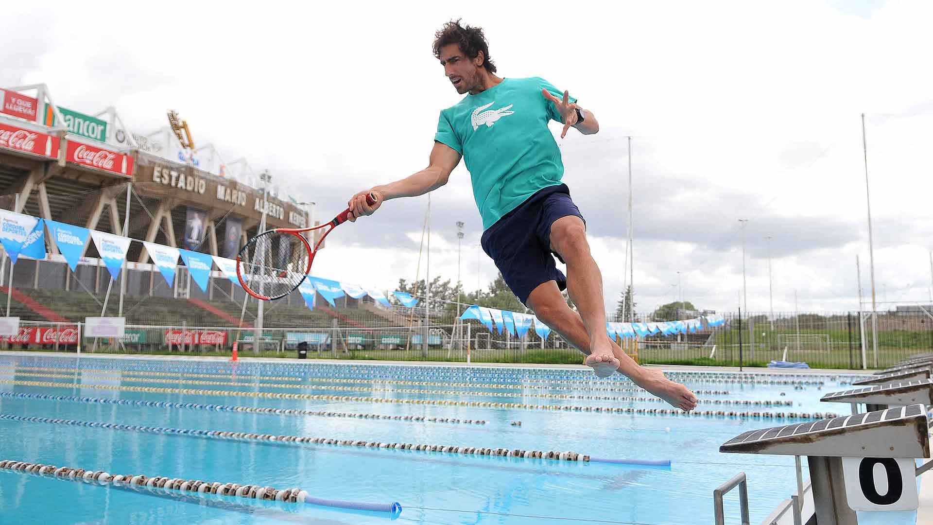 Cuevas dives into Cordoba pool