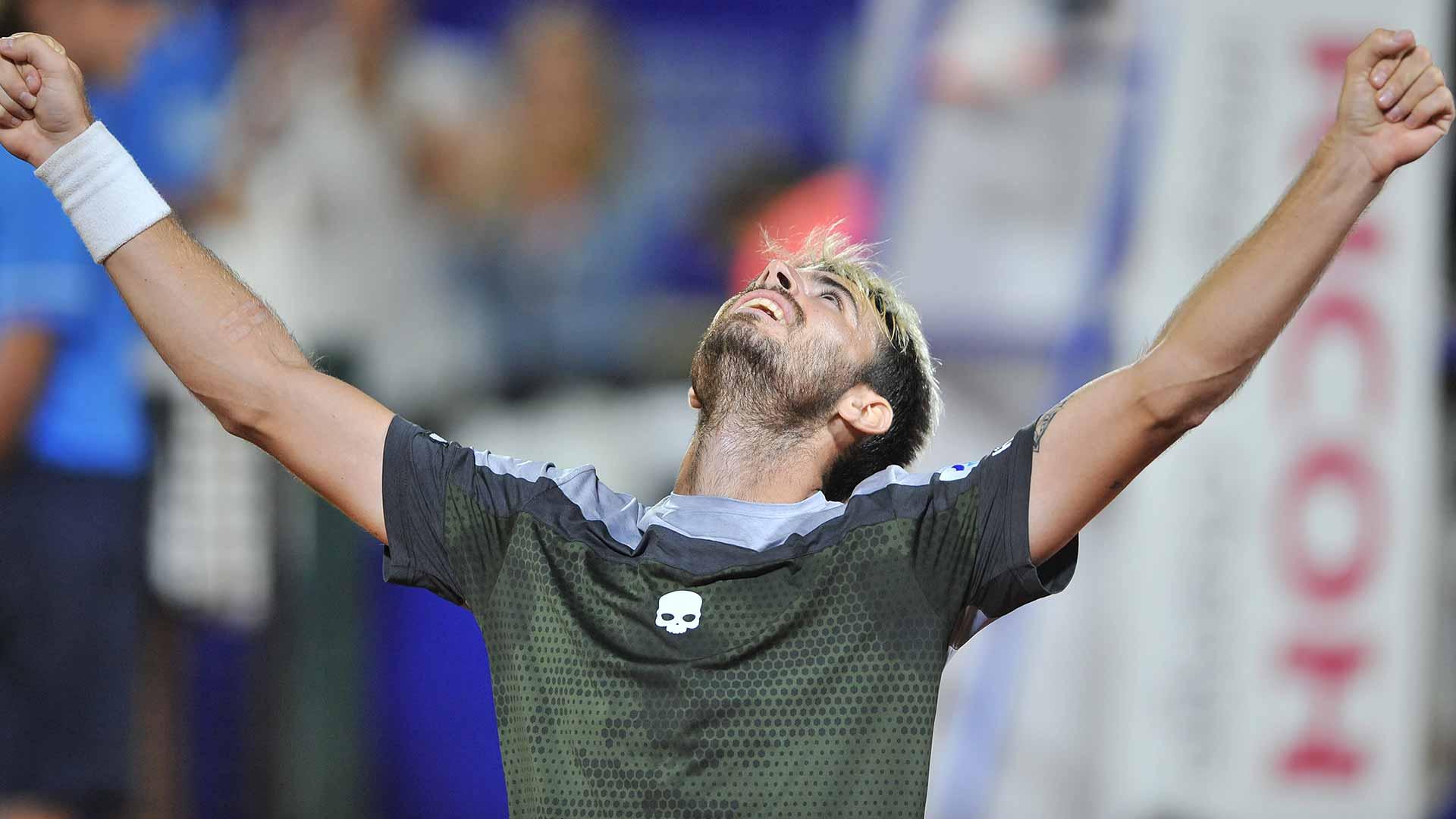 Londero beats Pella to win <a href='https://www.atptour.com/en/tournaments/cordoba/9158/overview'>Cordoba Open</a>