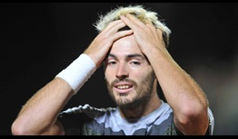 Juan Ignacio Londero is in disbelief after winning his first ATP Tour title on Sunday at the Cordoba Open.
