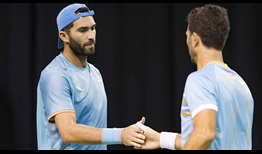 Tecau Rojer Rotterdam 2019 Wednesday