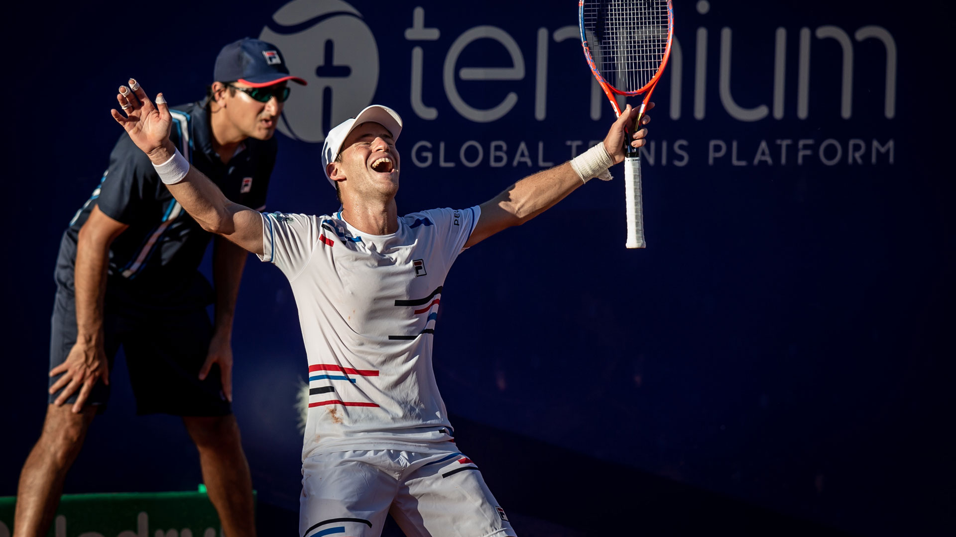 Schwartzman Saves Match Point Buenos Aires
