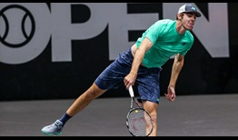 Reilly Opelka serves up an impressive comeback against John Isner to reach his first ATP Tour final at the New York Open.