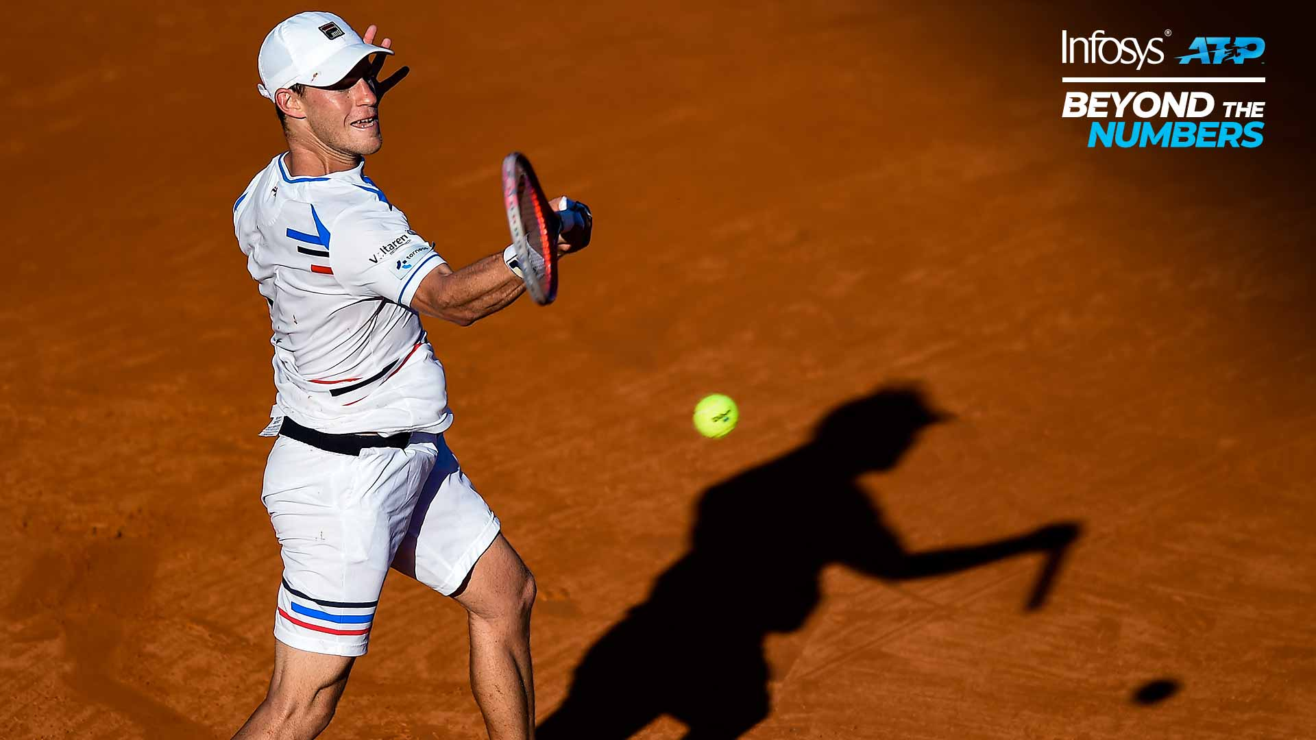 Diego Schwartzman holds his own returning on the ATP Tour