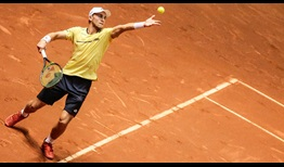 Casper Ruud beats Hugo Dellien on Friday in Sao Paulo to reach his second ATP Tour semi-final.