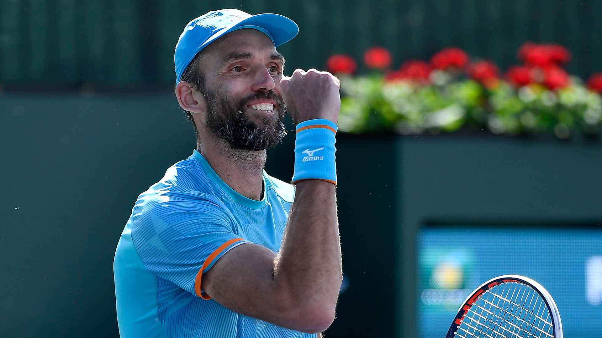 <a href='https://www.atptour.com/en/players/ivo-karlovic/k336/overview'>Ivo Karlovic</a> sets records at the <a href='https://www.atptour.com/en/tournaments/indian-wells/404/overview'>BNP Paribas Open</a>