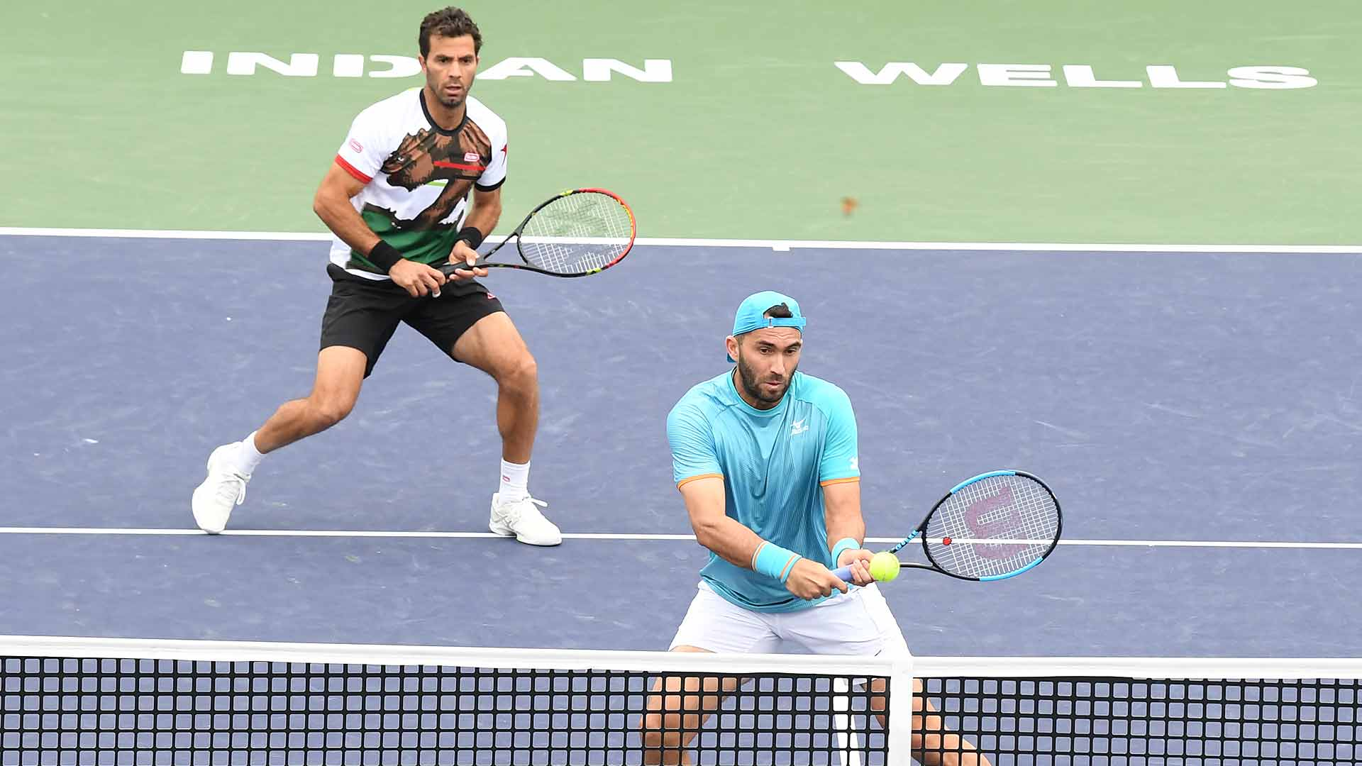Rojer and Tecau advance on Monday at the BNP Paribas Open