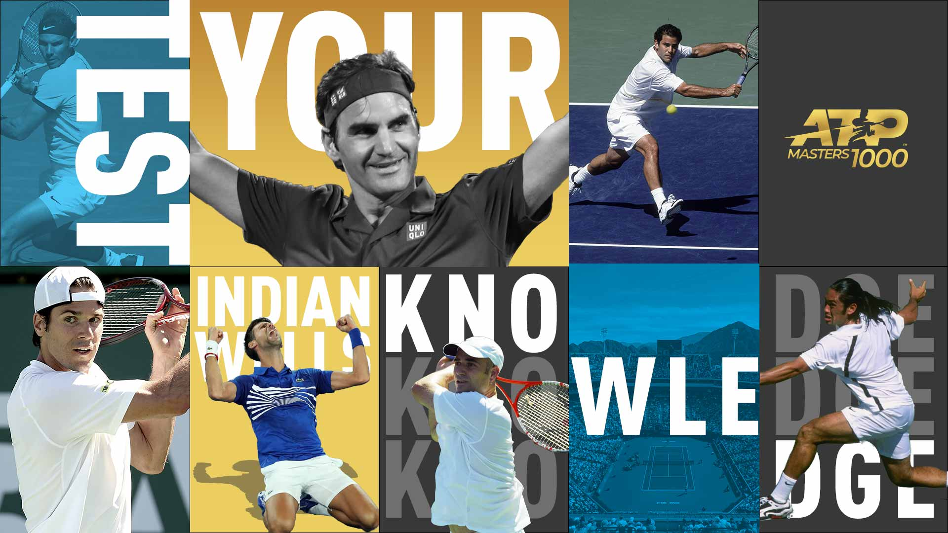 Tennis Quiz: Test Your Indian Wells Knowledge, BNP Paribas Open