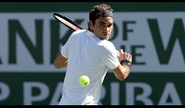 Roger Federer faces Rafael Nadal for the 39th time at the BNP Paribas Open.