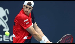 John Isner won his maiden ATP Masters 1000 title last year in Miami.